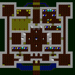 Blackthorne's Castle - Level 1