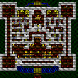 Blackthorne's Castle - Level 2