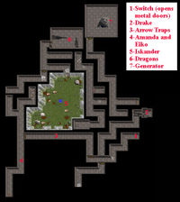 Dungeon Solution for Ultima VII - The Codex of Ultima Wisdom, a wiki