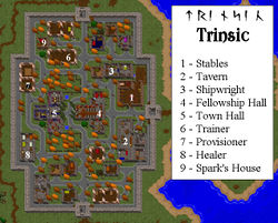 Map of Trinsic