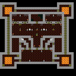 Blackthorne's Castle - Level -1