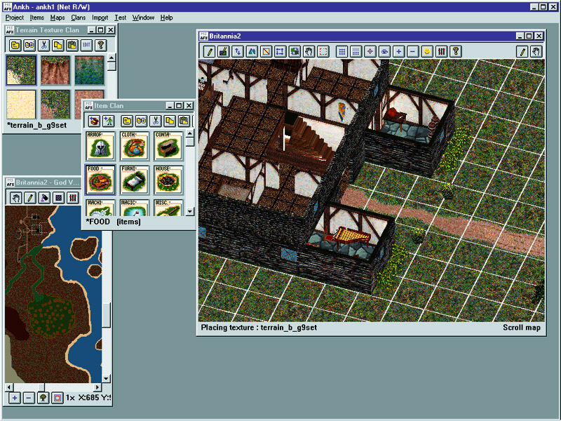How Big Was the World In the Isometric Version of Ultima 9 – The